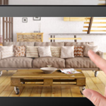 Home inventories image of video tours and viewings service